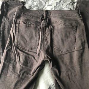 bullhead skinny grey jeans